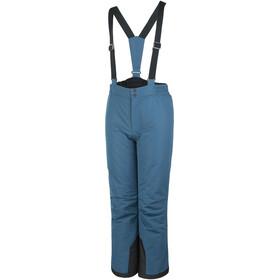 Color Kids Salix - Pantalones de Trekking Niños - azul